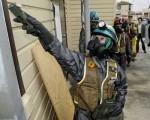 放射能を測る駐日米軍
