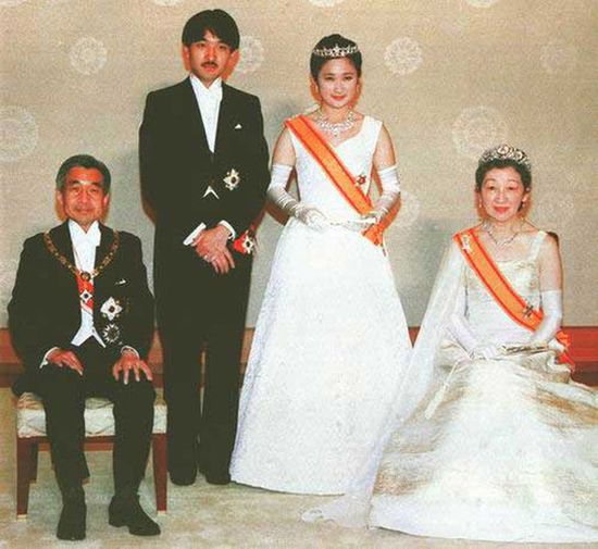 日本皇室の伝統的な結婚式 | Sakura Jade House
