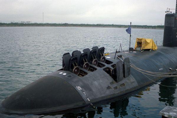 ロサンゼルス級原子力潜水艦の画像 p1_23