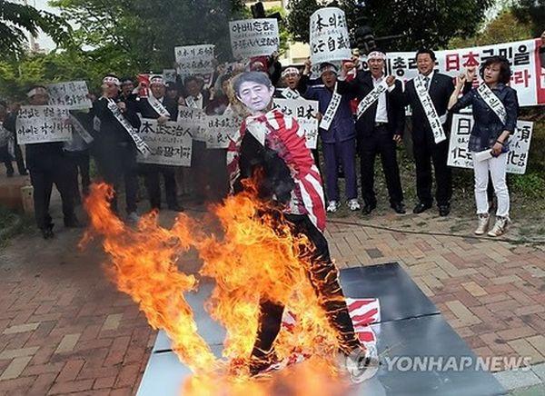 自国の「悪」には目をつぶる韓国...