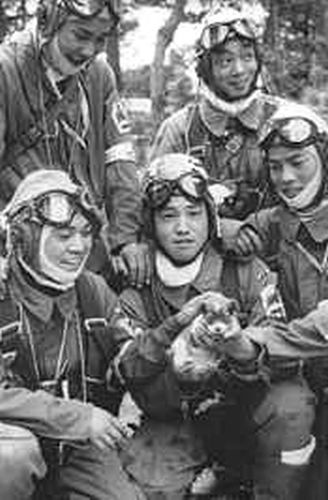 Kamikaze pilots