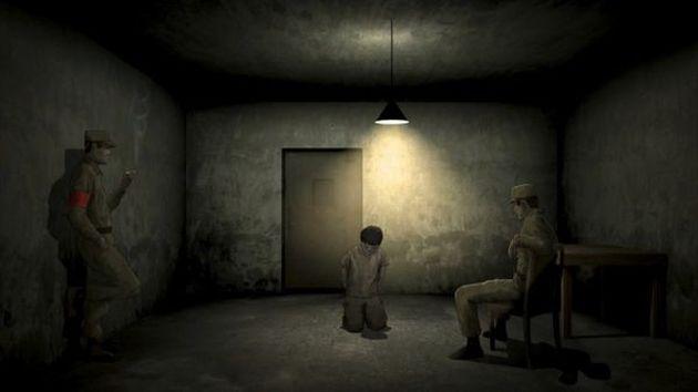 拷問当たり前