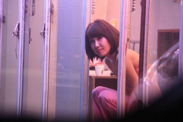 韓国での売春婦