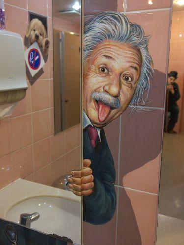 アインシュタインとチャプリン