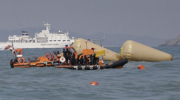 ずさんな救助活動 ! 海洋警察の初動対応の遅れ