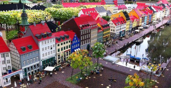 2014年世界で最も幸せ, 最も住みやすいの国.....デンマークは第1位のランキング