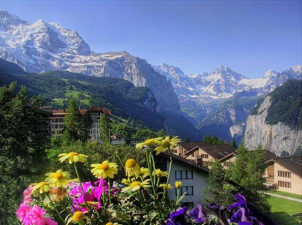 10世界ベストの国... 最も住みやすいの国, スイスは3位にランキング