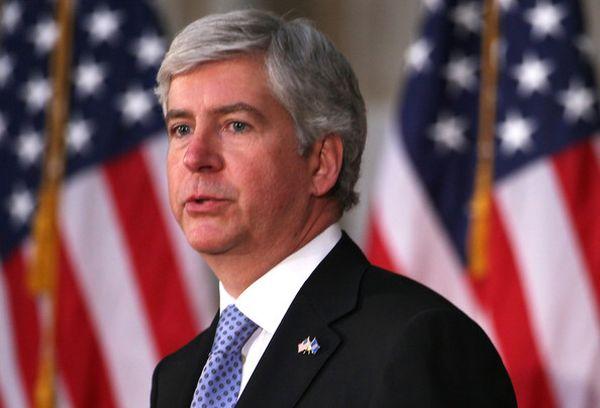 ミシガン州の馬鹿知事リック・スナイダー