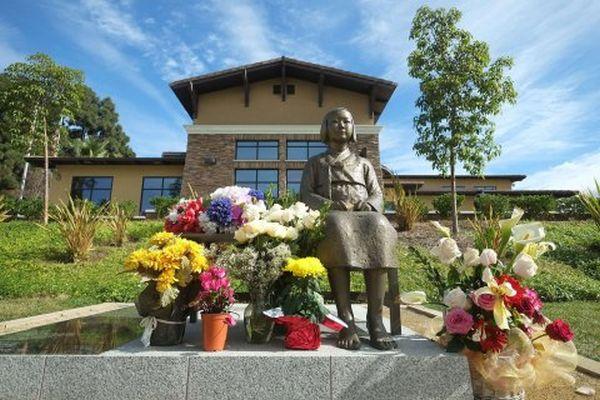 カリフォルニア州グレンデール市の「慰安婦」像