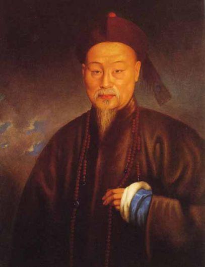 林則徐...道光帝は1838年に林則徐を欽差大臣(特命大臣のこと)に任命し広東に派遣、アヘン密輸の取り締まりに当たらせた。