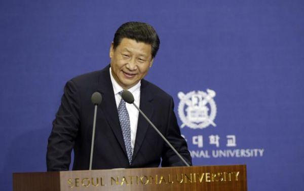 教養欠如.....中国の最高指導者が公の場で日本を指して「盗賊」と非難した例はほとんどない。