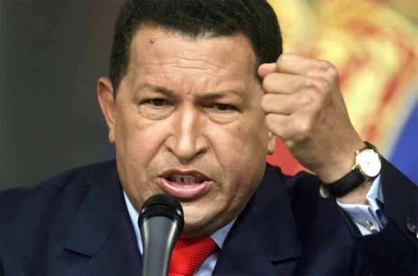 ウゴ・チャベス前ベネズエラ大統領
