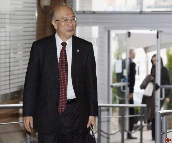 就任後一度も駐韓日本大使に会っていない !!!  駐韓日本大使...Koro Bessho