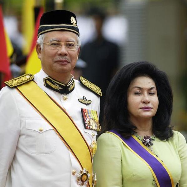 マレーシア最大の指定暴力団....ナジブ組の親分と彼の「デブ妻」