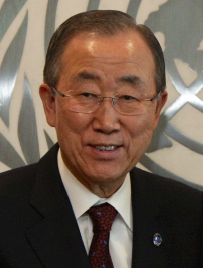 でも余計なの暇人もたくさん現れた, いひひ ! 潘国連事務総長、露式典に出席へ