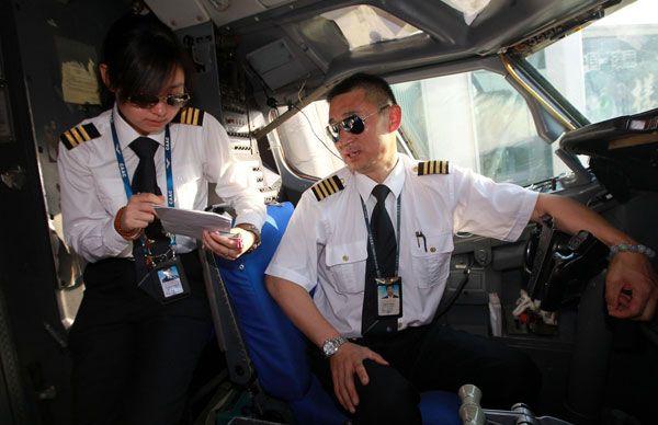 中国航空会社の年俸実に韓国の航空会社で働くより2倍以上