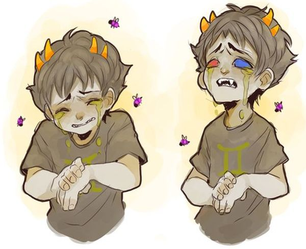 「泣きっ面に蜂」