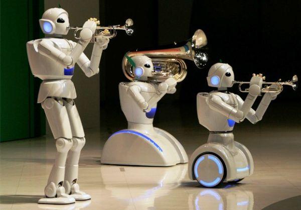 日本のロボット技術....史上最高