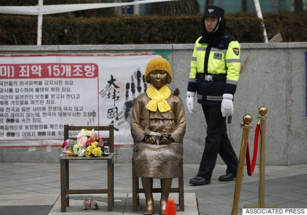 「ベトナム・ピエタ」青銅像, 韓国内に設置され….それでも ...