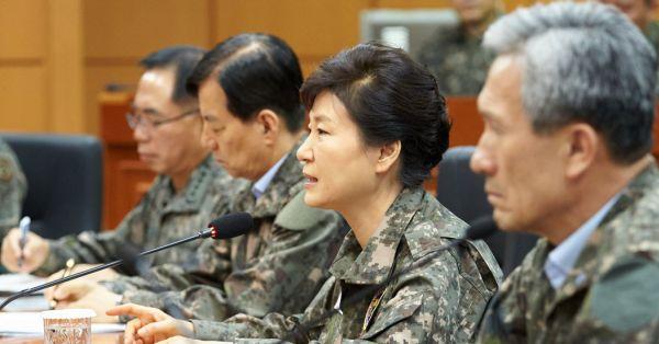 アグレッシブな作戦を決心できずの韓国軍首脳部