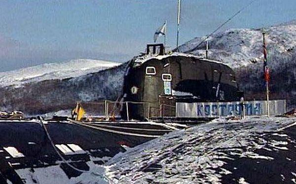 1992年ロシアのKostroma K-276と米軍の「バトンルージュ」(SSN689)衝突する事件