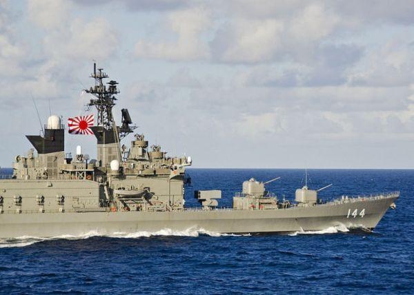 日本が大型巡視船3隻程度を新造する