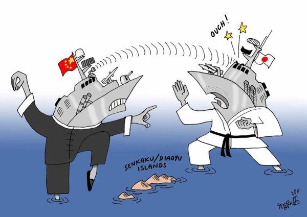 中国当局や軍が「自国民保護」名目で乗り込んでくるの危険性が懸念されている