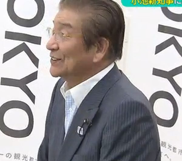 「狭量な男」 、「大人げない態度」,「非常識」!!! 都議会自民党の川井重勇(しげお)議長(68)は、小池新知事に苦言を呈した上、握手を拒否