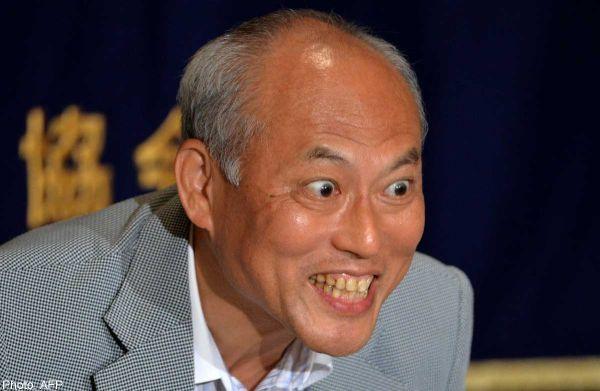 舛添前知事 :『私のメンター ! 石原先輩 ! 私の海外豪華出張も先輩に教えてくれたよ ! 』