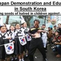 朴槿恵最初からも反日だった !!!