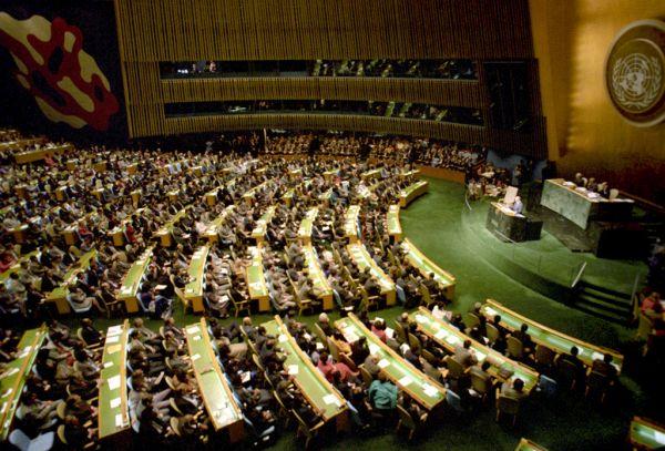 こんな無能, 無意味な国連組織は早く解体しなければなりません !!!