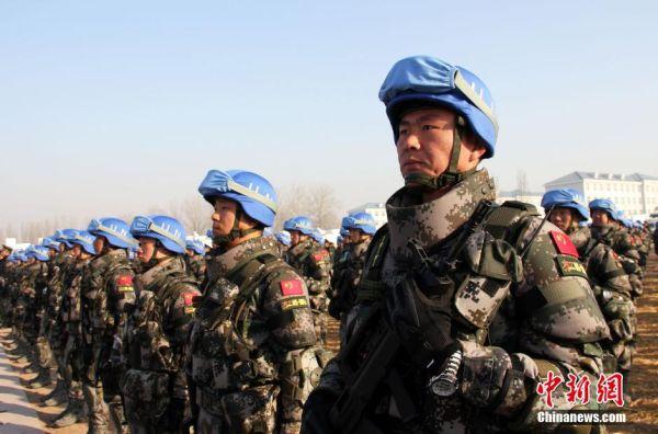 南スーダンPKOの中国部隊....逃げちゃった !