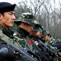 金漢率暗殺の恐れの中国当局の警備も強化されたが