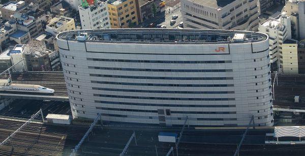 東海鉄道事業本部があるJR東海太閤ビル