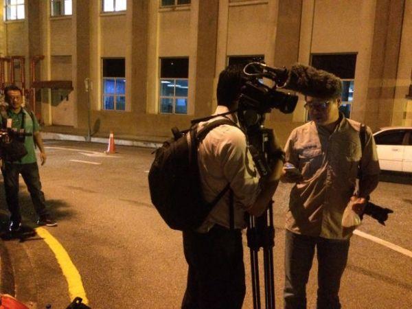 マレーシア記者