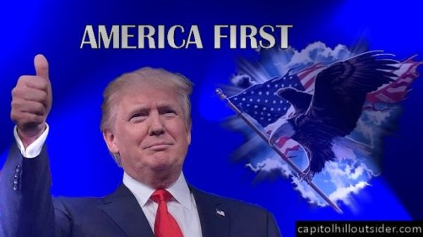 「米国優先主義」