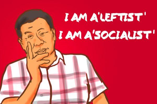 左翼政権....フィリピンの ロドリゴ・ドゥテルテ!