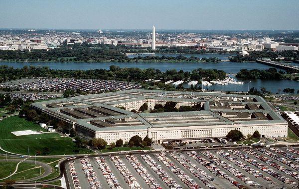 ペンタゴン.....アメリカ合衆国国防総省