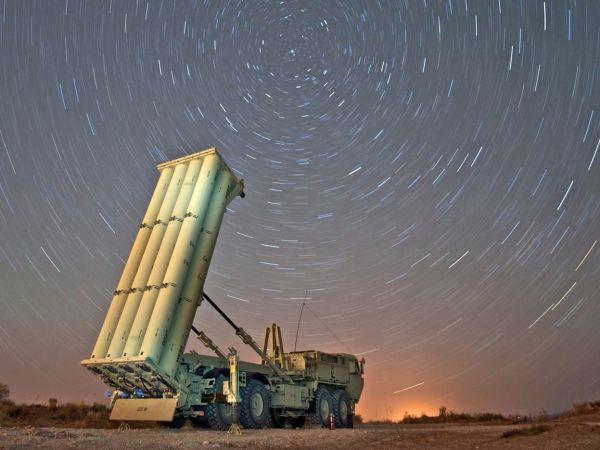 THAAD=高高度防衛ミサイル
