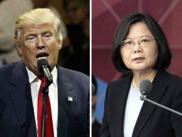 トランプ氏 : 『台湾を必死に守る !』と誓った すみません...どうやって ??? (。-_-。) !