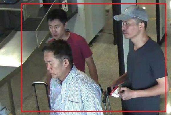 北朝鮮の工作員