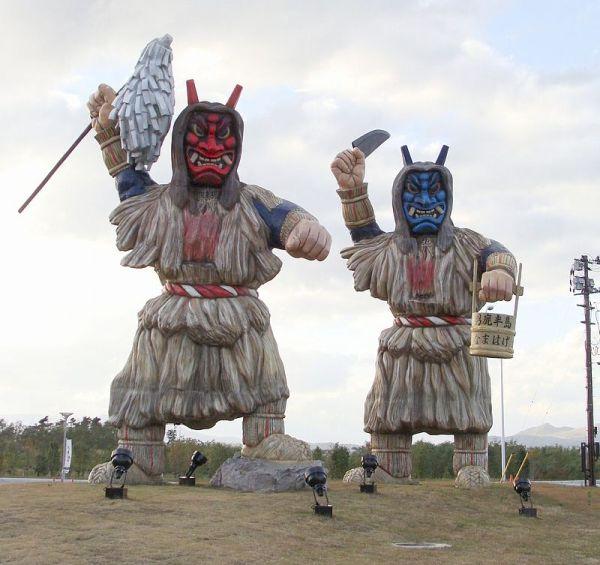 秋田県男鹿市