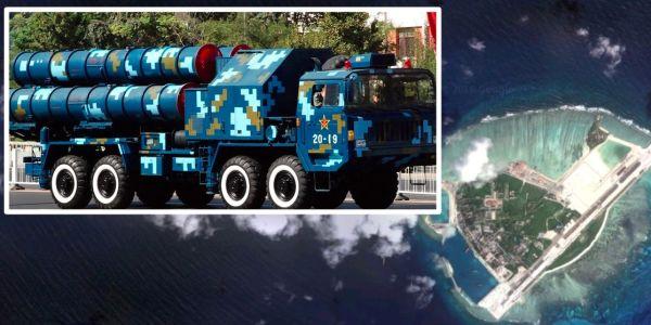 地対空ミサイル.....HQ-9