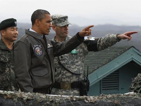 『落ち着いて ! 落ち着いて ! 』, 弱い腰オバマ政権の「戦略的忍耐」....だから何もやらなかった