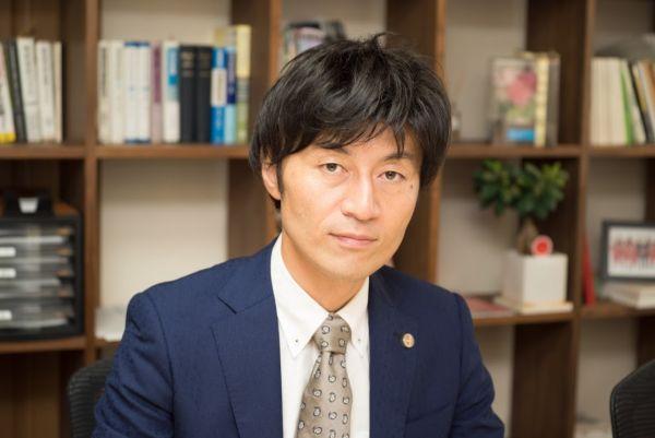 弁護士の高橋裕樹氏