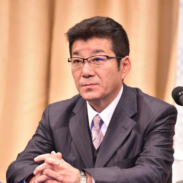 松井 一郎大阪府知事