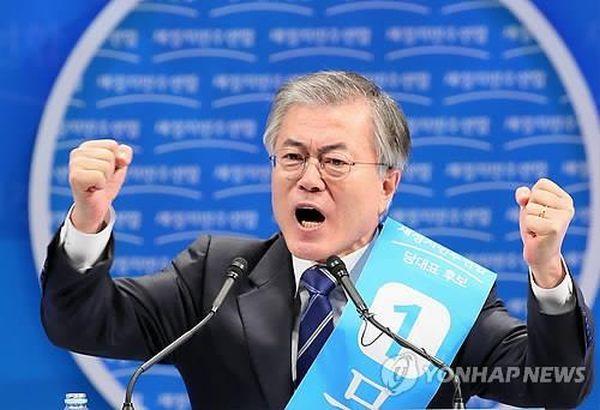 「頭おかしい韓国」赤化統一 ムンジェイン大統領誕生