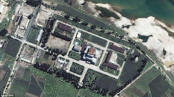 北朝鮮の核・軍事関連施設