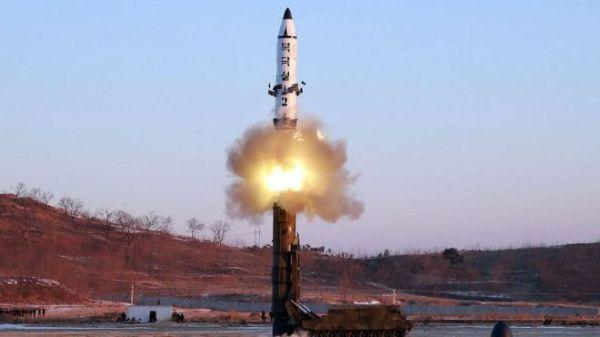 滅亡の道を選ぶなら....予定中6回目のミサイル発射...やってみよう !!!