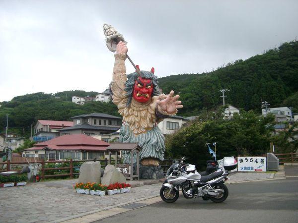 秋田県男鹿半島
